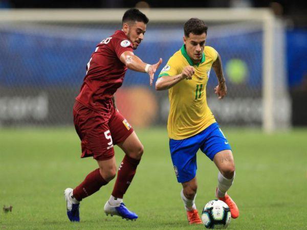 Soi kèo Brazil vs Venezuela, 07h30 ngày 14/11 - Vòng loại World Cup