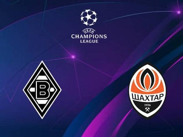 Soi kèo M'gladbach vs Shakhtar Donetsk - 00h55, 26/11/2020