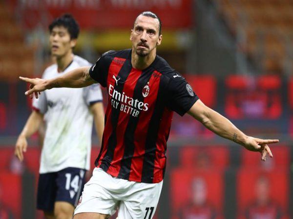 Tin thể thao trưa 23/11: Ghi bàn không nghỉ, Ibrahimovic có thêm kỳ tích