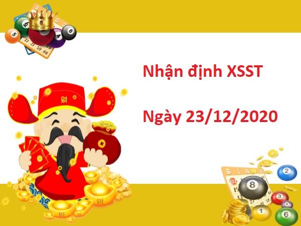 Nhận định XSST 23/12/2020