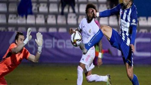 Bóng đá Tây Ban Nha sáng 21/1: Real bị loại khỏi cúp Nhà vua