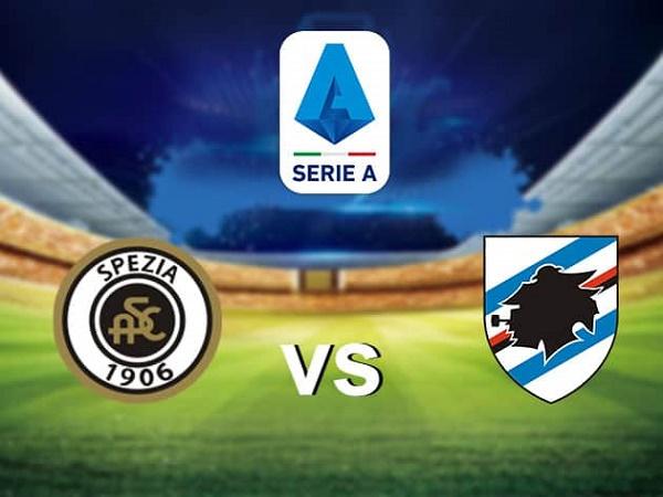 Soi kèo Spezia vs Sampdoria – 02h45 12/0, VĐQG Italia