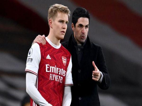 Bóng đá QT chiều 18/3: Arteta đặc biệt ngợi ca một cầu thủ Arsenal