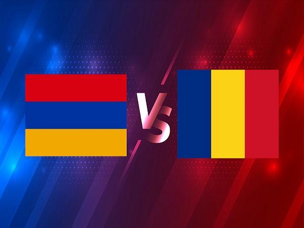 Soi kèo Armenia vs Romania – 23h00 31/03, VL World Cup 2022