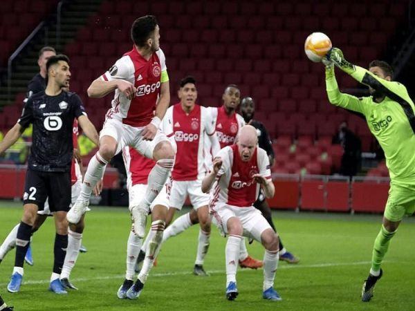 Soi kèo Ajax vs Roma, 02h00 ngày 9/4 - Cup C2 Châu Âu
