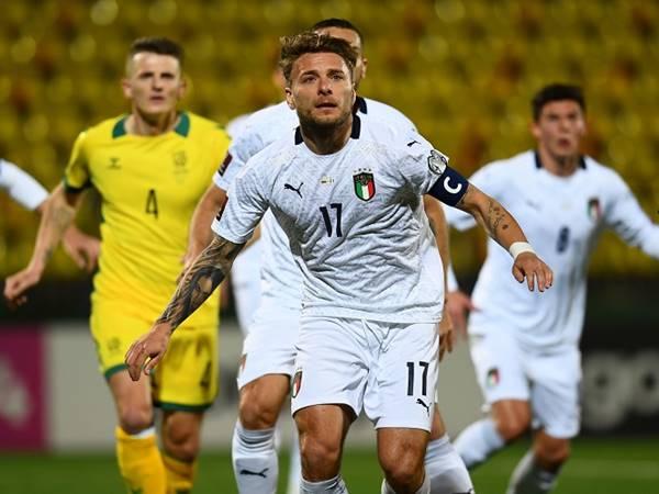 Tin bóng đá 1/4: Tuyển Italia đạt chuỗi bất bại tốt thứ hai lịch sử
