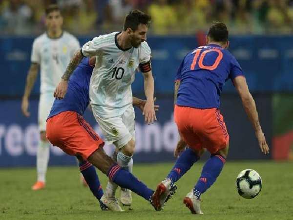 Soi kèo trận đấu Colombia vs Argentina