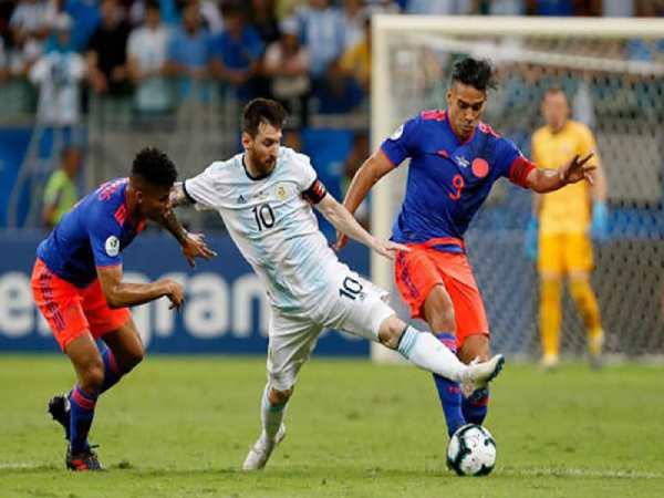 Soi kèo trận đấu Colombia vs Argentina1