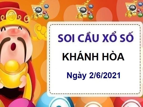 Soi cầu XSKH ngày 2/6/2021