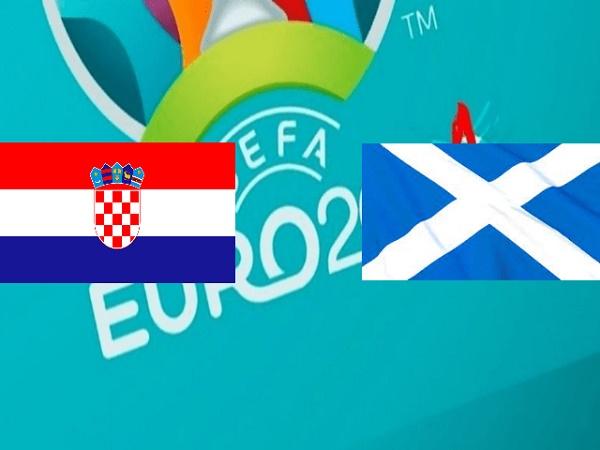 Soi kèo Croatia vs Scotland – 02h00 23/06/2021, Euro 2021