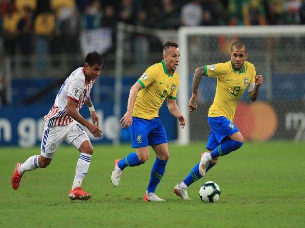 Soi kèo Paraguay vs Brazil, 07h30 ngày 9/6 - Vòng loại World Cup