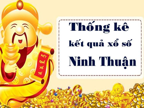 Thống kê xổ số Ninh Thuận 18/6/2021