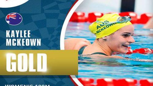 Tin thể thao trưa 27/7: Kình ngư Úc lập kỷ lục Olympic