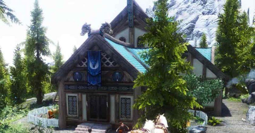 Skyrim: Chế độ nhà ở cho người chơi tốt nhất năm 2021