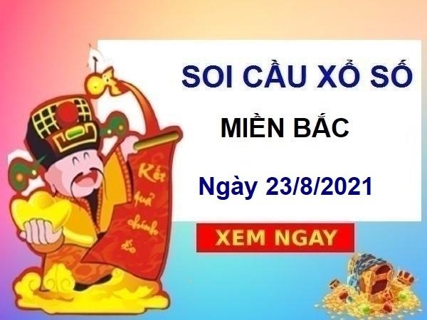 Soi cầu XSMB ngày 23/8/2021
