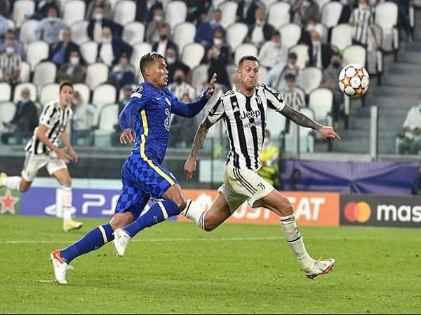 Chelsea không còn là chính mình trước Juventus