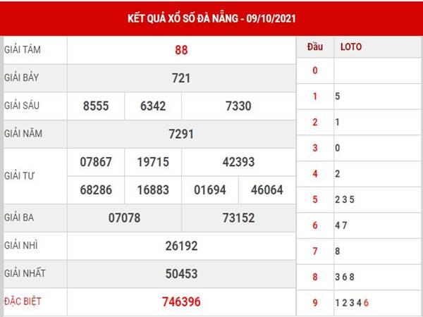 Phân tích XS Đà Nẵng 13/10/2021 - Soi cầu lô hôm nay