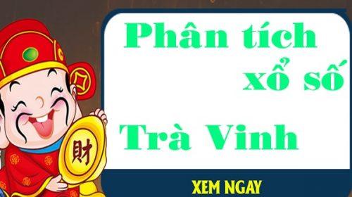 Phân tích kqxs Trà Vinh 22/10/2021