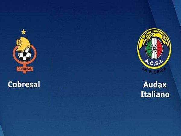 Tip kèo Cobresal vs Audax Italiano – 21h00 04/10, VĐQG Chile
